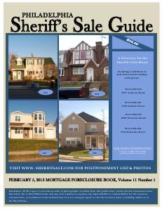 Feb 5th 2013 Mortgage Foreclosure 2/2013