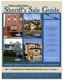 Mortgage Foreclosure Guide