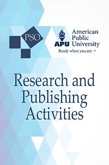 Research and Publishing Activities