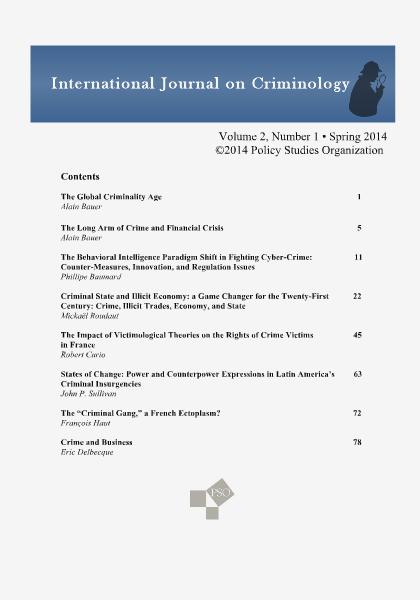 Volume 2, Number 1, Spring 2014