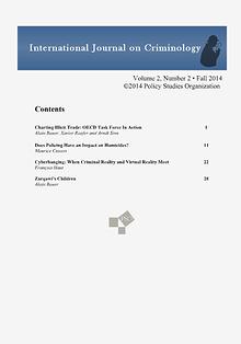 International Journal of Criminology