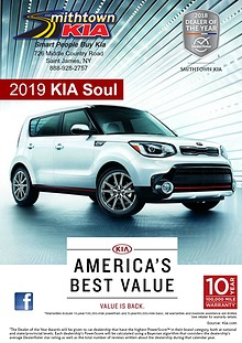 Smithtown Kia New Cars