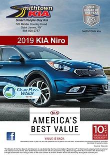 Smithtown Kia New Cars