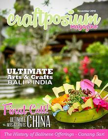 Craftours Lifestyles Magazine
