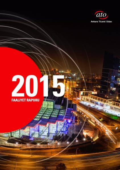 ATO Faaliyet Raporu 2015