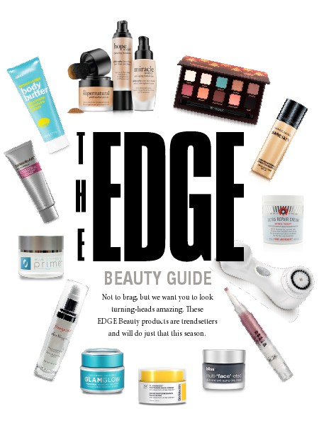 The Edge Beauty Guide - November 2014