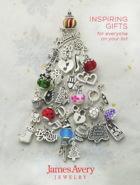 Holiday Catalog 2014 James Avery Jewelry Joomag Newsstand