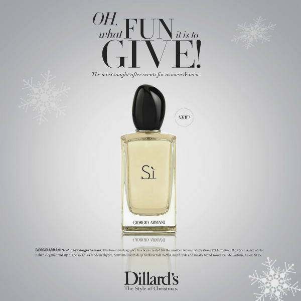Holiday Catalog 2014 Fragrance Gift Guide