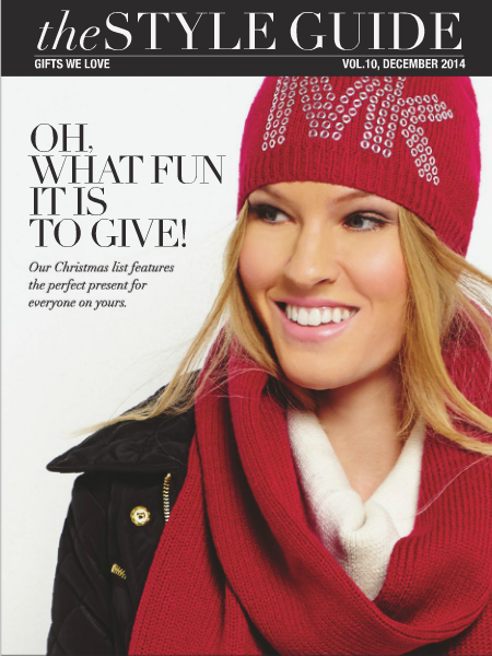 Dillard's Style Guide Volume 10 December 2014