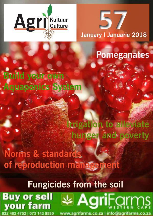 Agri Kultuur January / January 2018