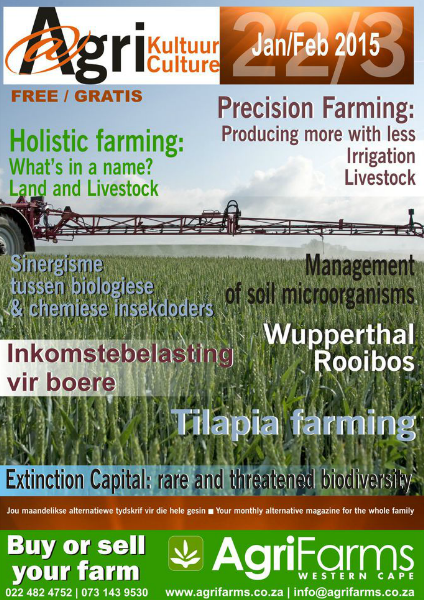 Agri Kultuur January/ February 2015