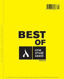 ONE SMALL SEED MAGAZINE