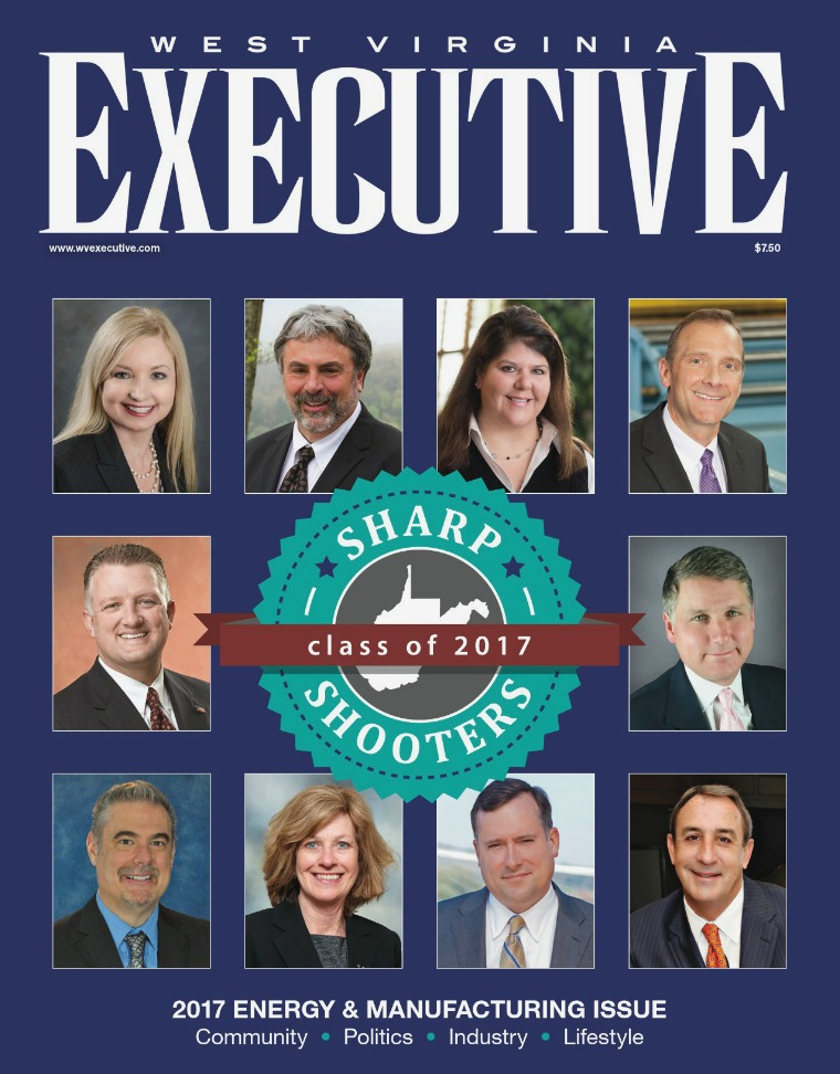 West Virginia Executive Spring 2017