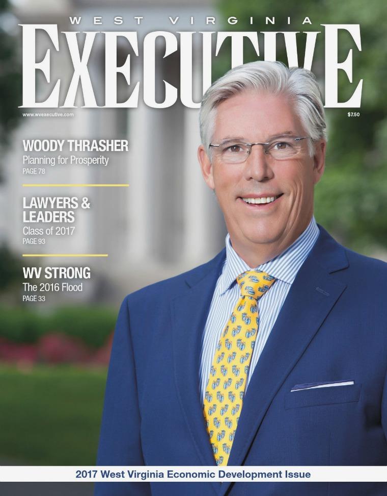 West Virginia Executive Summer 2017
