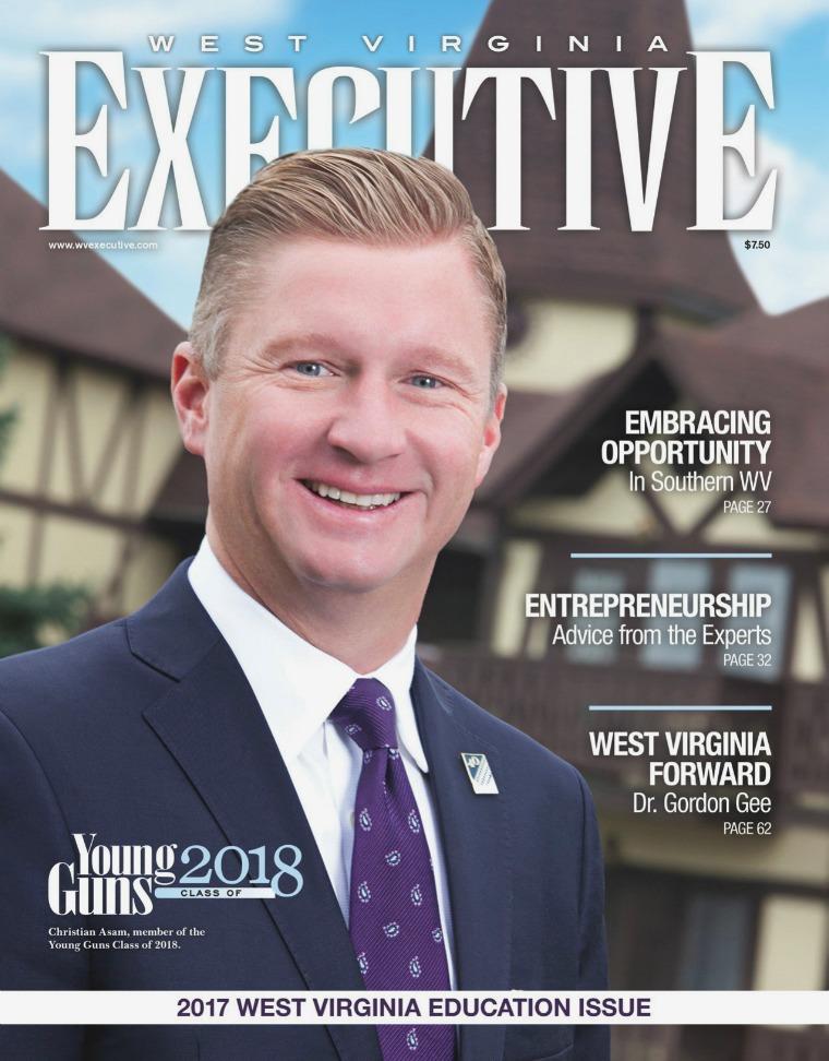 West Virginia Executive Fall 2017