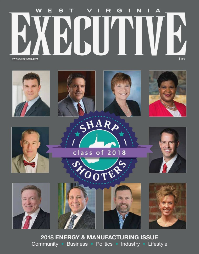 West Virginia Executive Spring 2018