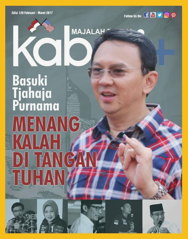 Majalah Digital Kabari Vol 120 Februari - Maret 2017