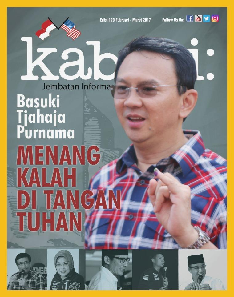 Majalah Kabari Vol 120 Februari - Maret 2017