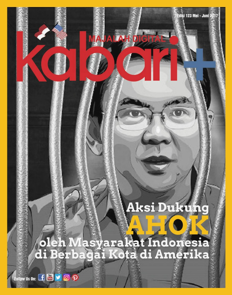 Majalah Digital Kabari Vol 123 Mei - Juni 2017