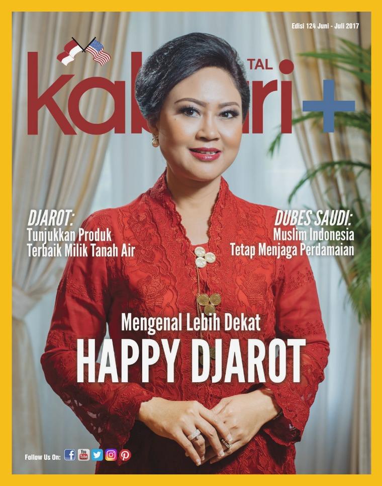 Majalah Digital Kabari Vol 124 Juni - Juli 2017