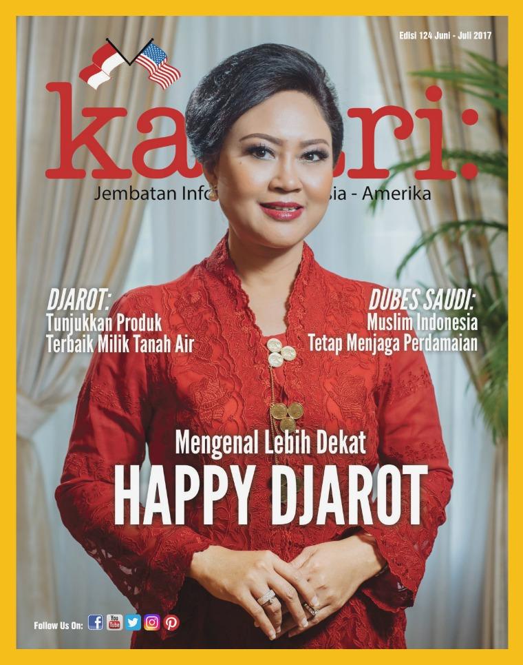 Majalah Kabari Vol 124 Juni - Juli 2017
