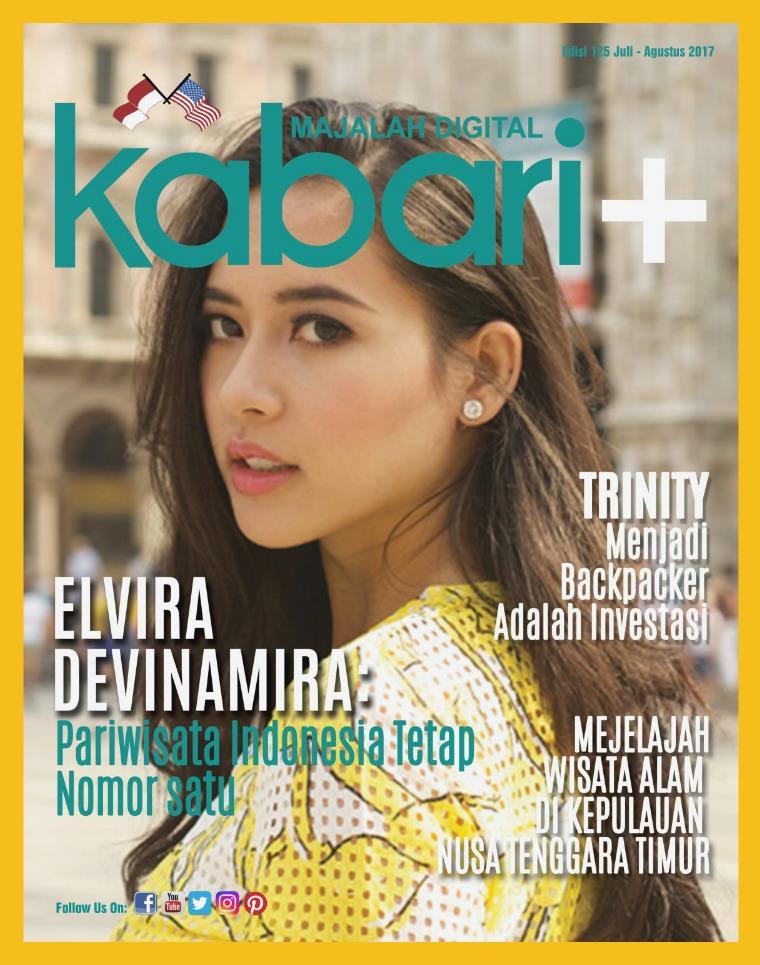 Majalah Digital Kabari Vol 125 Juli - Agustus 2017