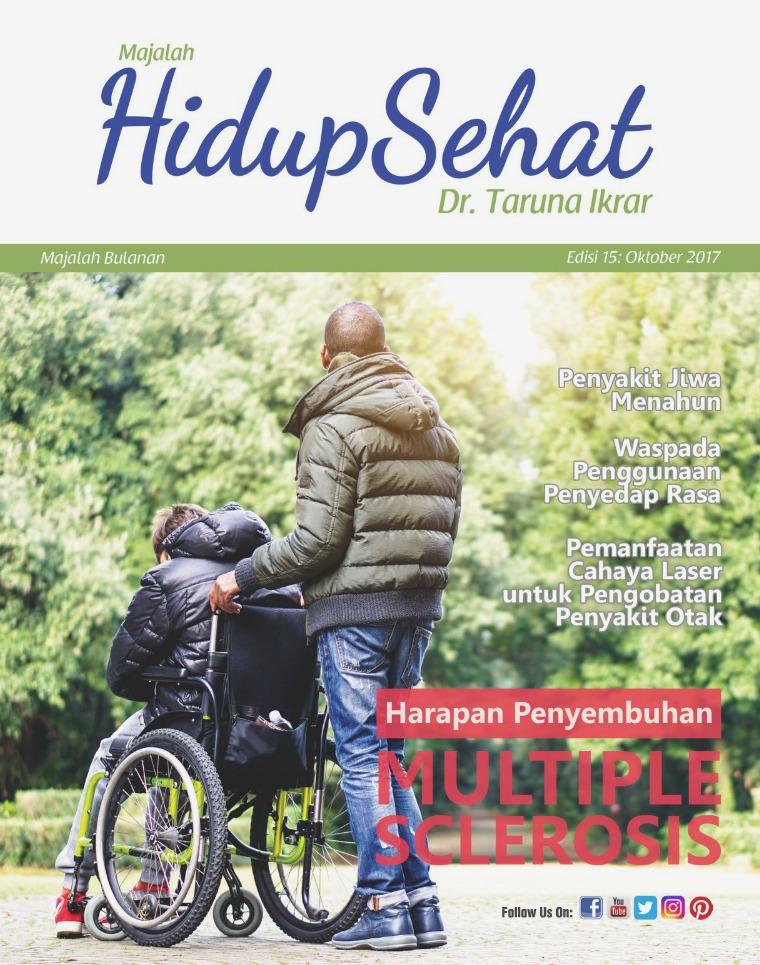 Majalah Hidup Sehat Vol 15: Oktober 2017