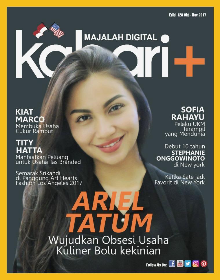Majalah Digital Kabari Vol 128 Okt - Nov 2017