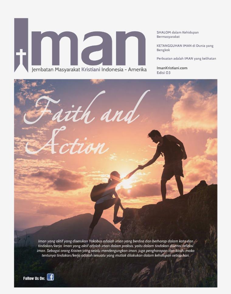 Majalah IMAN Vol 03
