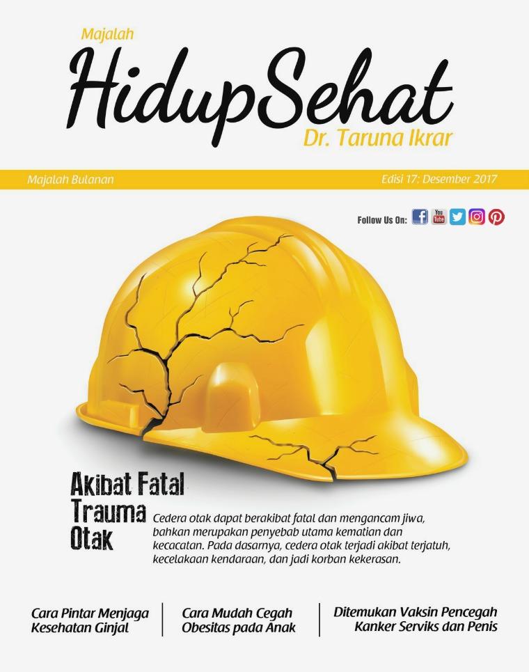 Majalah Hidup Sehat Vol 17: Desember 2017