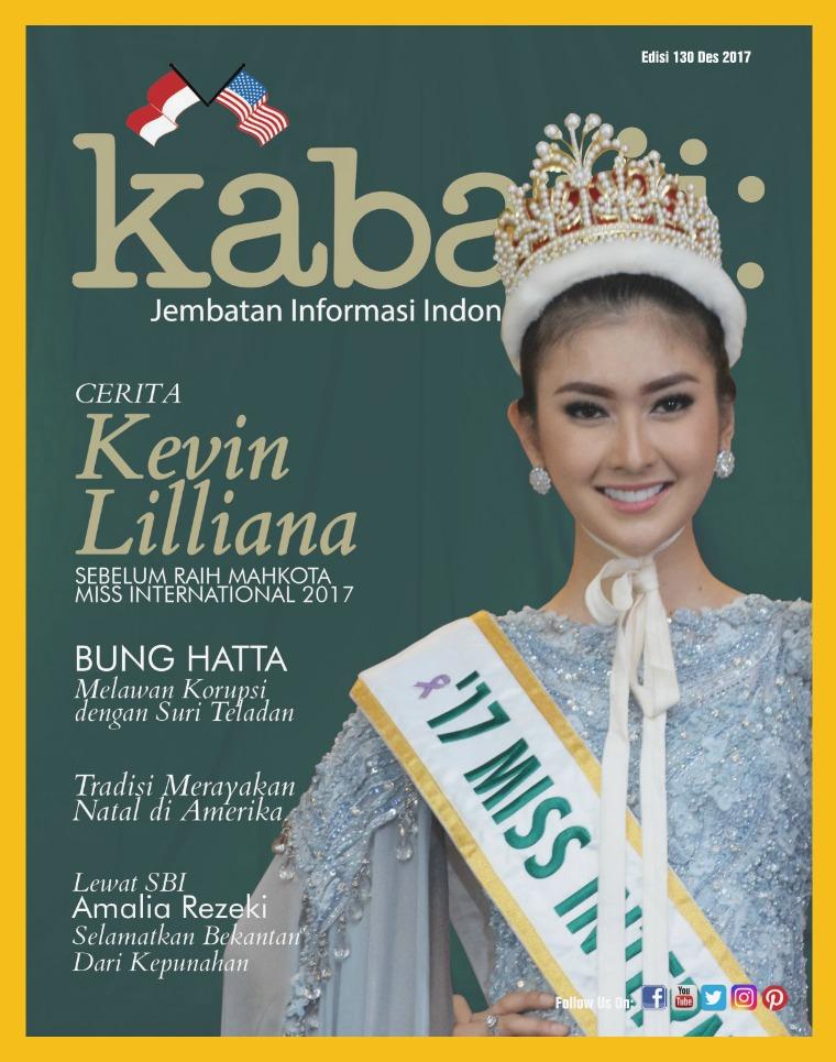 Majalah Kabari Vol 130 Des 2017