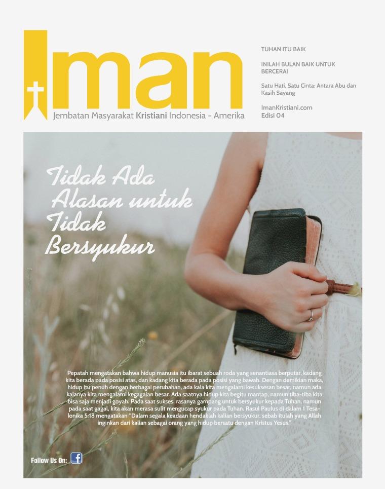 Majalah IMAN Vol 04