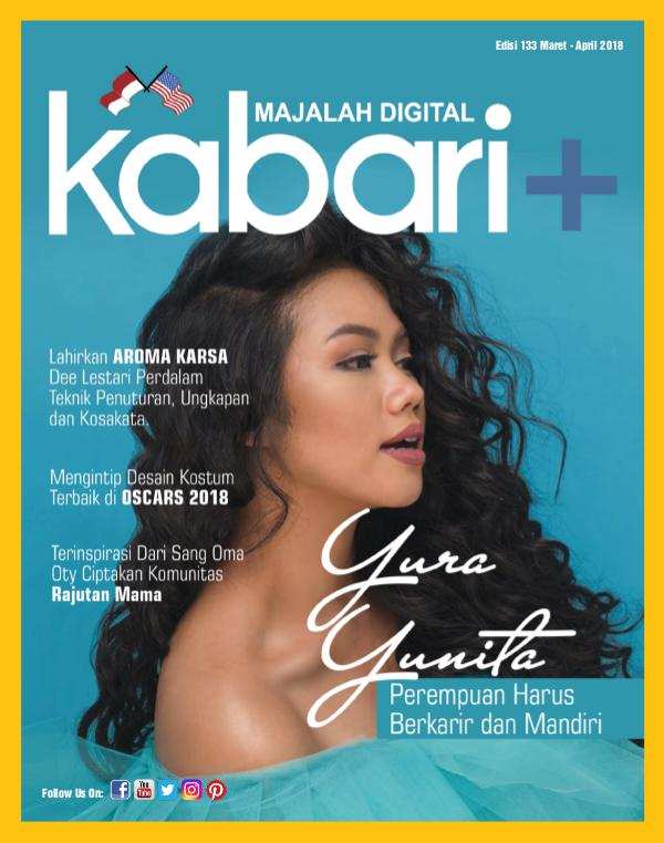 Majalah Digital Kabari 133 Maret - April 2018