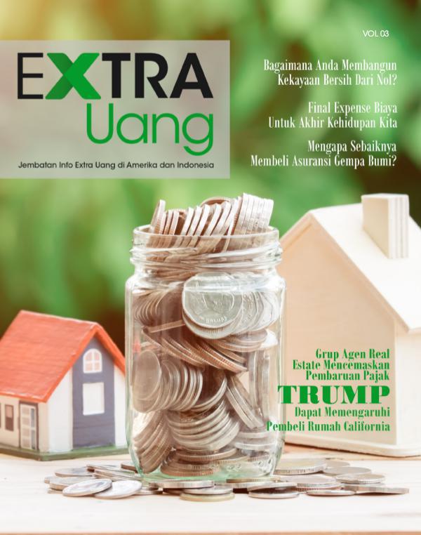 Majalah Extra Uang Volume 03