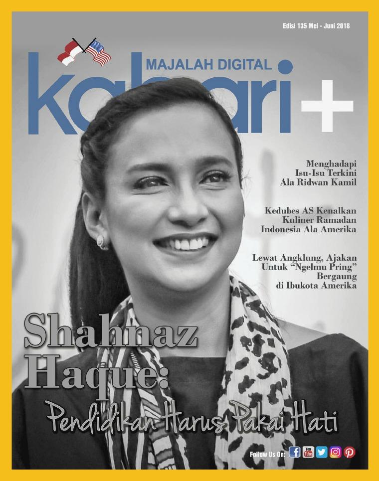 Majalah Digital Kabari 135 Mei - Juni 2018