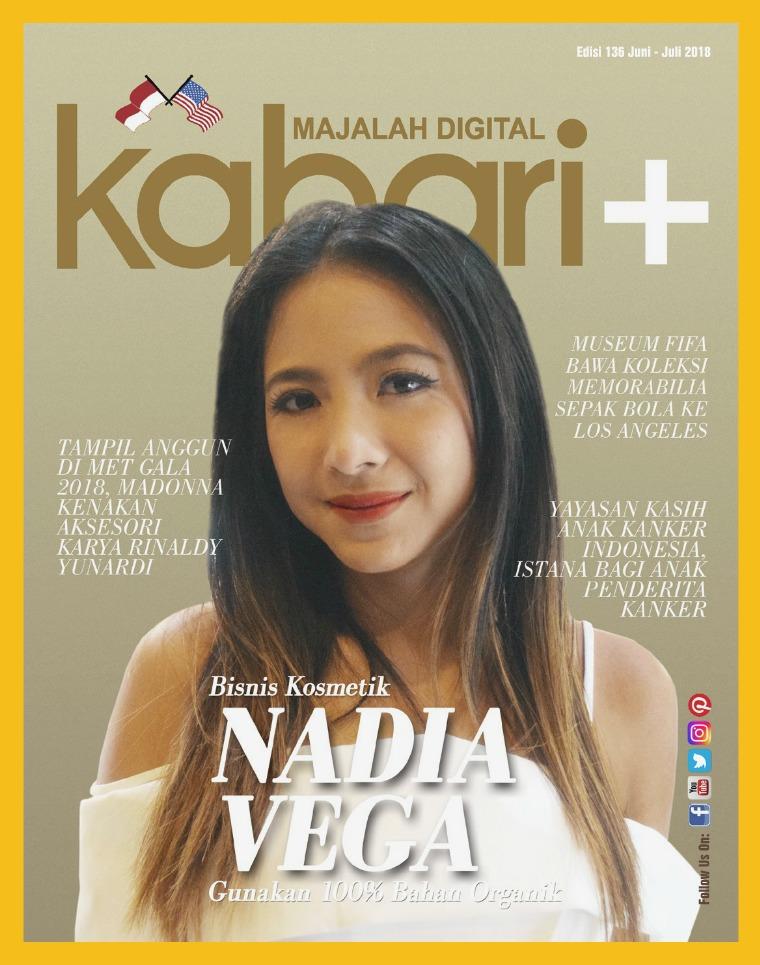 Majalah Digital Kabari 136 Juni - Juli 2018