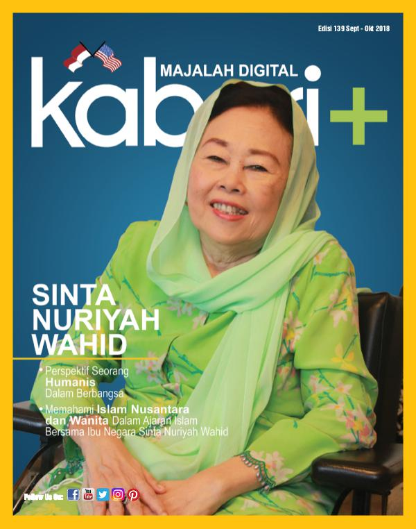 Majalah Digital Kabari 139 September - Oktober 2018