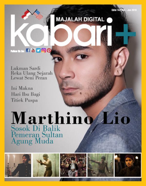 Majalah Digital Kabari 142 Desember - Januari 2019