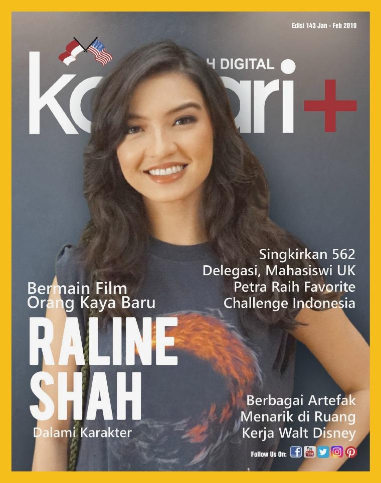 Majalah Digital Kabari 143 Januari - Februari 2019