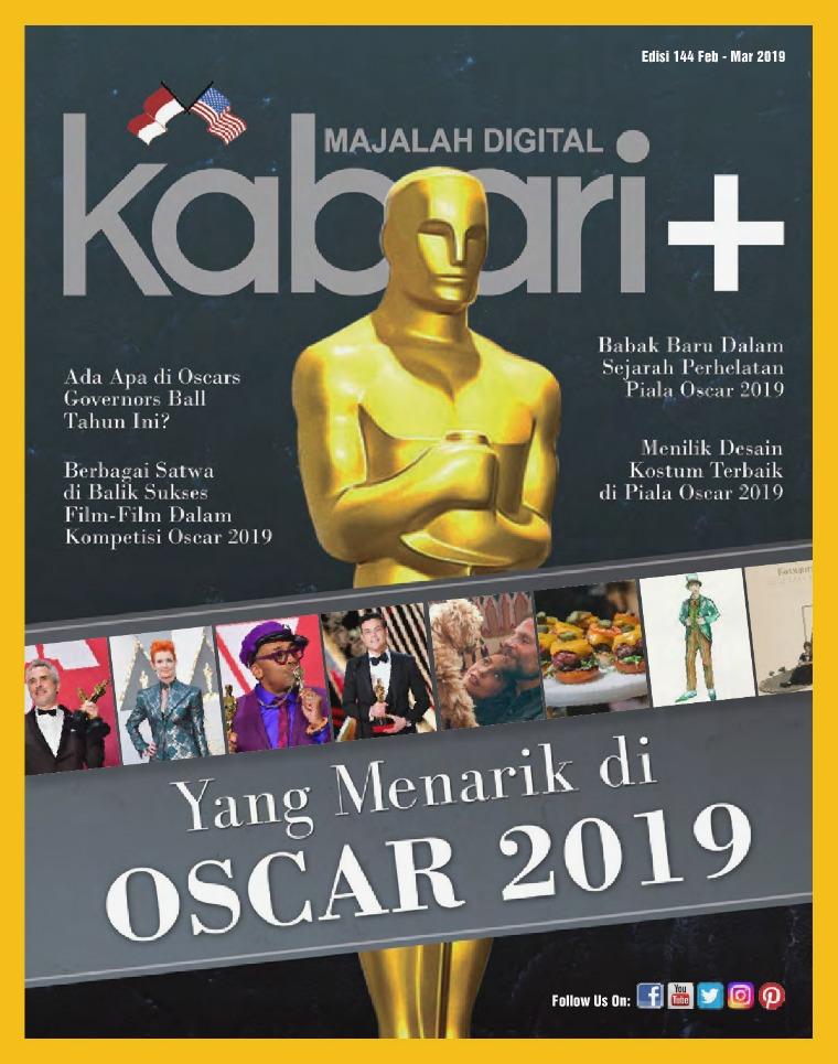 Majalah Digital Kabari 144 Februari - Maret 2019