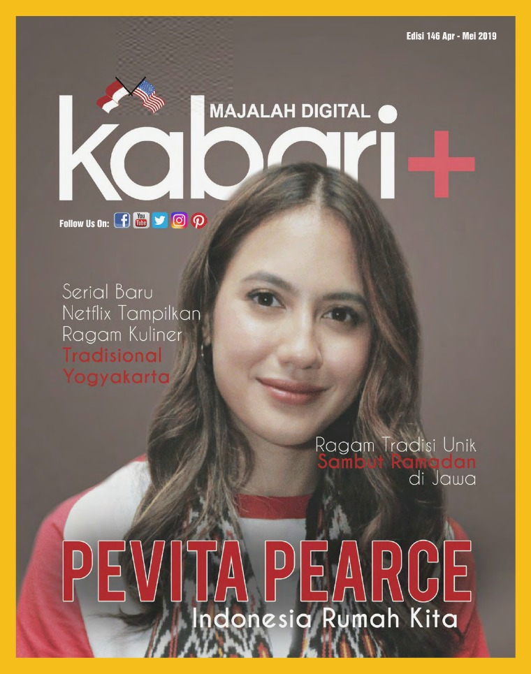 Majalah Digital Kabari 146 April - Mei 2019