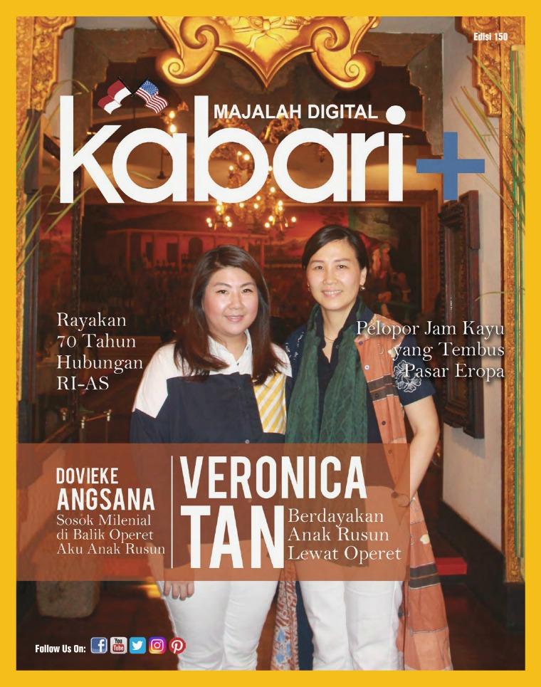 Majalah Digital Kabari 150