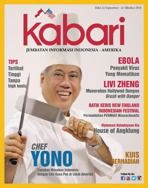 Majalah Kabari Vol: 91 September-Oktober 2014