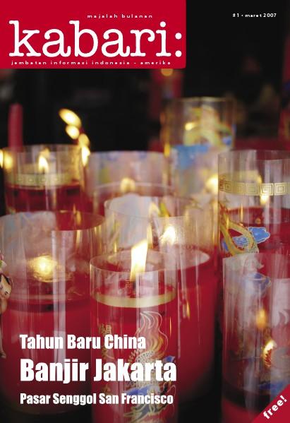 Majalah Digital Kabari Vol: 1 Maret - April 2007