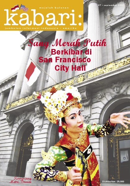 Majalah Digital Kabari Vol: 7 September - Oktober 2007