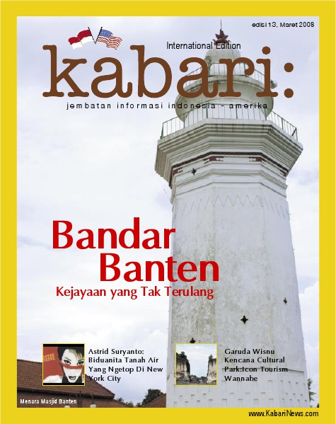 Vol: 13 Maret - April 2008