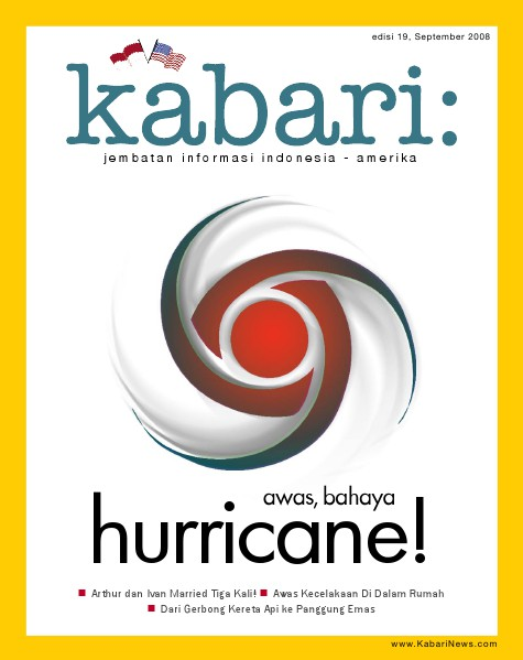 Majalah Digital Kabari Vol: 19 September - Oktober 2008