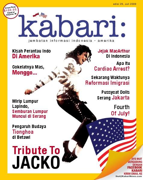 Majalah Digital Kabari Vol: 29 Juli - Agustus 2009