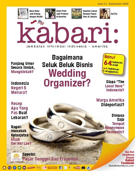 Majalah Digital Kabari Vol: 31 September - Oktober 2009