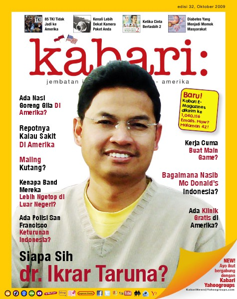 Majalah Digital Kabari Vol: 32 Oktober - November 2009